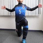 サッカーの試合に出没!ものまね日本代表!サッカー選手、長友佑都選手公認!?アモーレ橋本